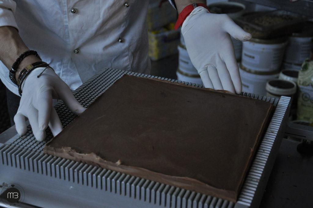 carré chocolat