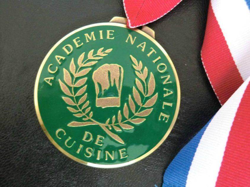 L 39 acad mie nationale de cuisine une lumi re dans la for Academie nationale de cuisine