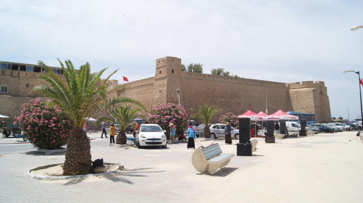 Le fort de Hammamet