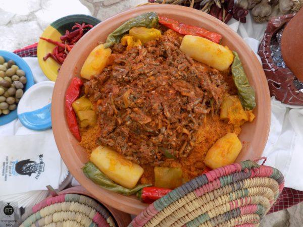 """Couscous au """"cherkaw"""" de Monastir"""
