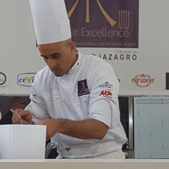 Chef Younes Hamiteche