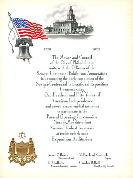 Sesqui-Centennial_Invitation