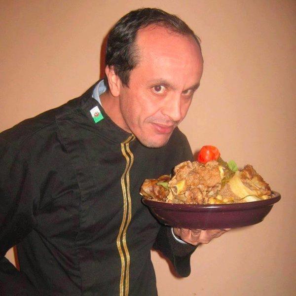 Chef Slimane Saâdoune