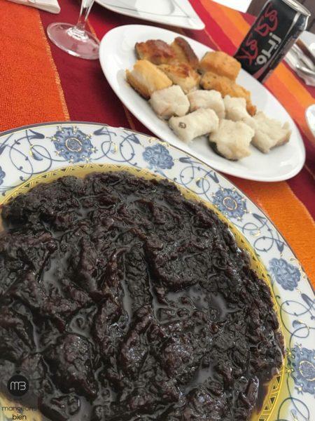"""""""Charmoula"""" et Hout mellah"""" (Crédit Photo: chef Syrine GUETTAT - mangeonsbien.tn)"""