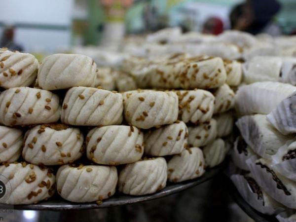 """Les nuances du """"maqroudh"""" kairouanais (Crédit Photo: Zeineb TAKOUTI - mangeonsbien.tn)"""