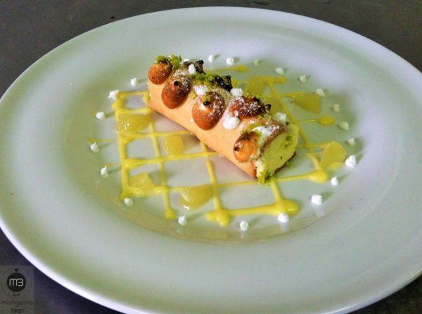 """""""La bûchette du Chef"""" (Crédit Photo: chef Younes HAMITECHE - mangeonsbien.tn)"""