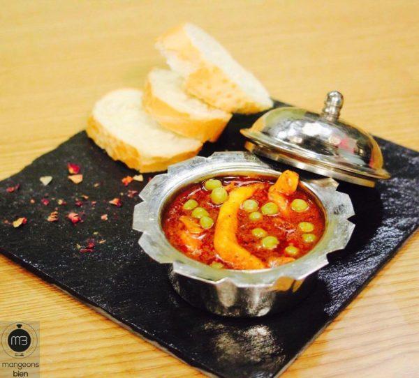 """""""Jelbana bessoubia"""" (Crédit Photo: chef Syrine GUETTAT - mangeonsbien.tn)"""