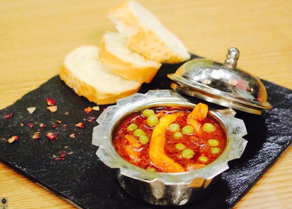 """Jelbana bil soubia"" (Crédit Photo: chef Syrine GUETTAT - mangeonsbien.tn)"