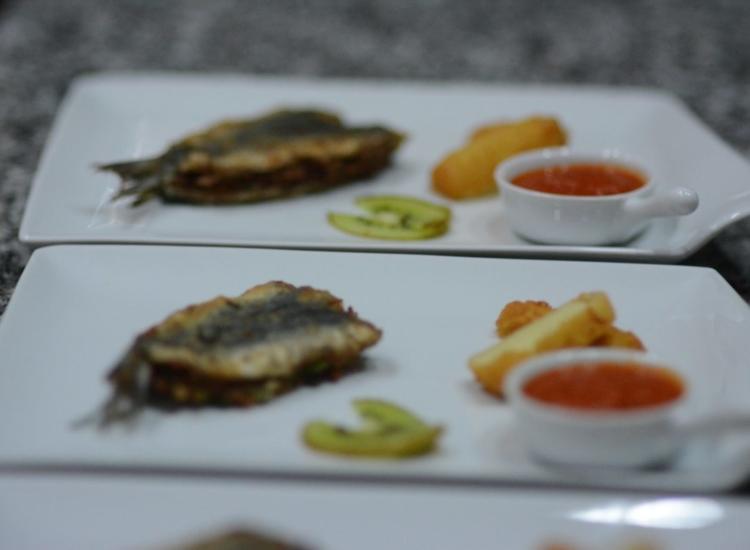 Filet Sardine