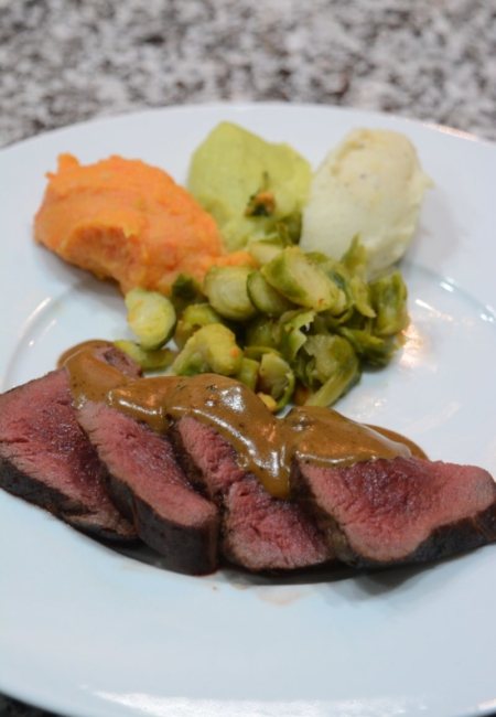 Filet de Chevreuil