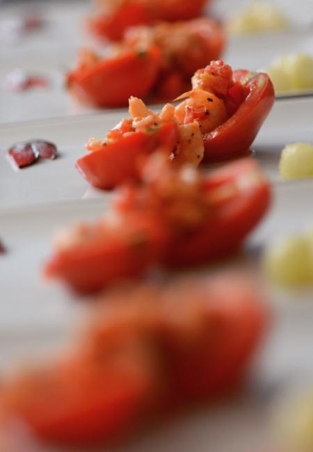 Tomate Crevette