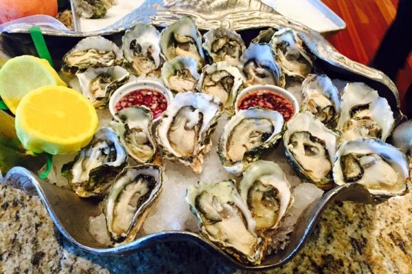 Kumamoto-Oysters