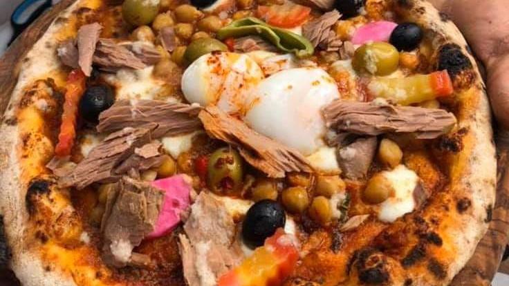 Pizza Lablabi