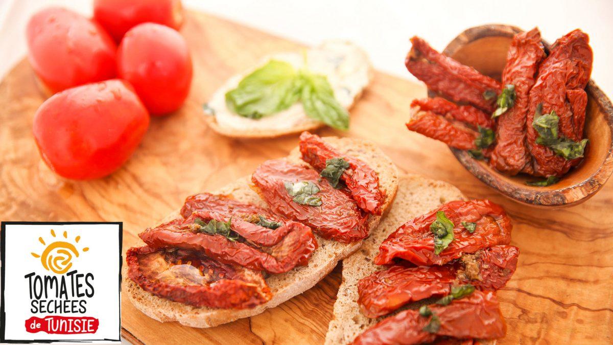 tomate séchée