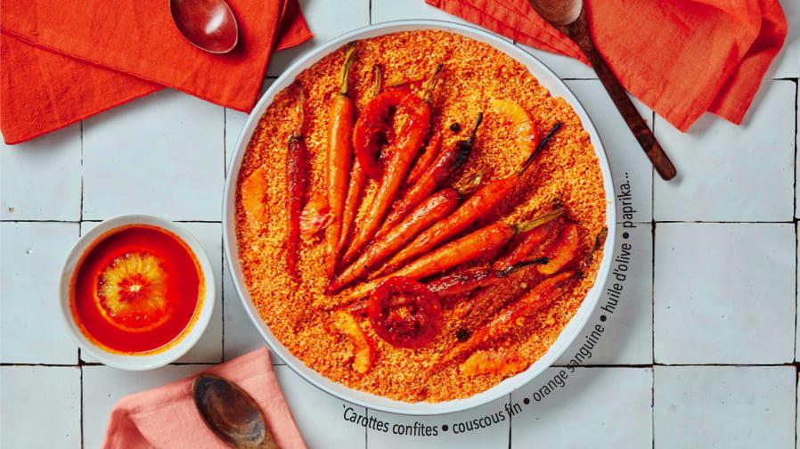 couscous rouge